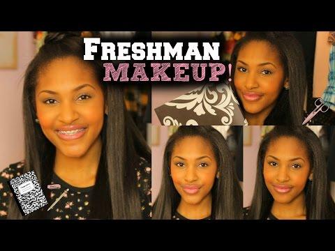 Back to School: Makeup Tutorial for Freshman! (9th Grade)