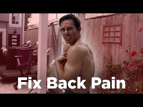 Rowing Machine: Fix Your Back, Part 2
