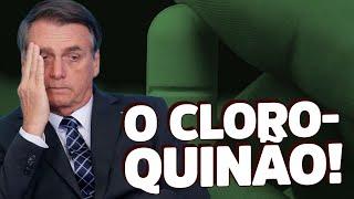 Escândalo do Cloroquinão: Bolsonaro compra Cloroquina 6x mais cara sem licitação