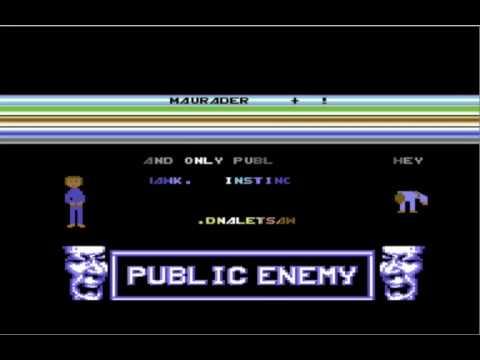 Rolling Rasters: 8-bit code I wrote 21 years ago.