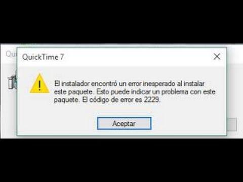 Quicktime Windows 10