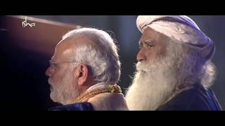 Adiyogi || Kailash kher || Live performance || PM Modi || Sadhguru