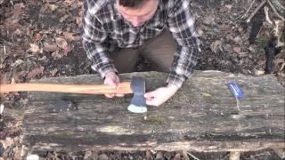 Husqvarna Forest Axe - The Best Axe for under $75?