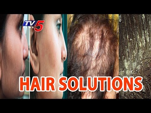 Best Treatments & Solutions For Unwanted Hair, Genetic Hair Loss & Bald Head| Good Health | TV5 News