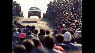 Group B Rally - Crazy Fans
