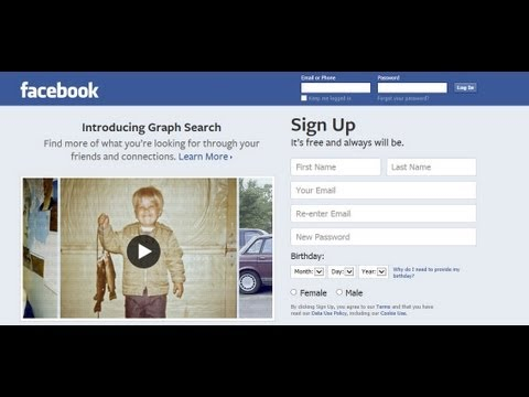 Facebook - HowTo use it, Security & Privacy settings