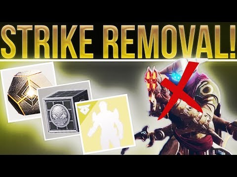 Destiny 2. STRIKE REMOVAL! Escalation Protocol Nerfing, Faction Rally News, 1.2.1 Update, & More!