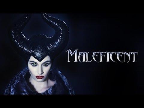 Maleficent cap