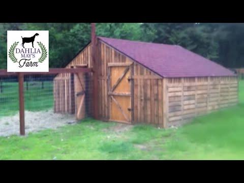 Finished Pallet Building
