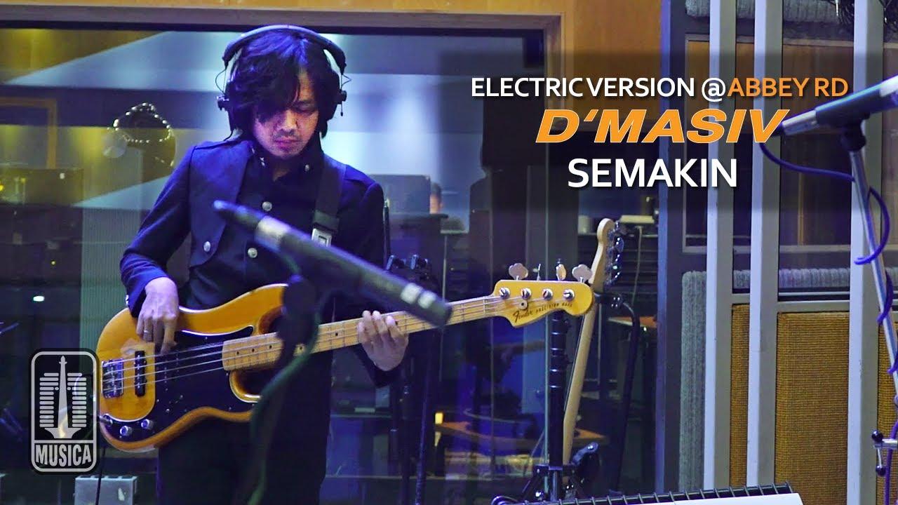 Download D'MASIV - Semakin (Electric Version @ABBEY RD) MP3 Gratis