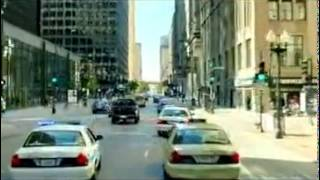 Dhoom 3 Bank Robbery and Motorcycle Chase Scene