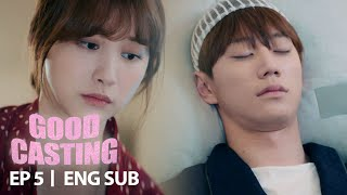 Yoo In Young is worried about Lee Jun Young who got hurt because of her [Good Casting Ep 5]