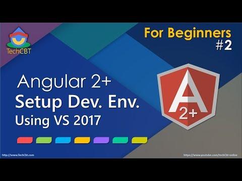 Angular 2: Developing & Debugging using Visual Studio 2017