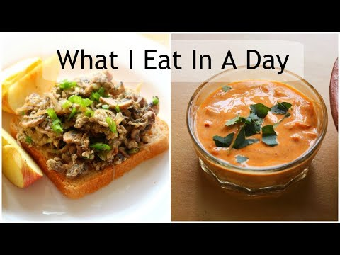 What I Eat In A Day To Lose Weight - Full Day Weight Loss Meal Plan/Diet Plan