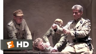 The English Patient (4/9) Movie CLIP - The Major Who Takes Thumbs (1996) HD