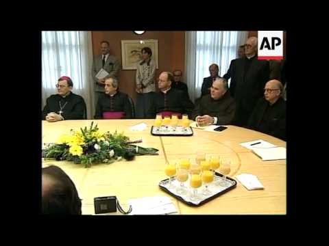 ISRAEL: RIGHTS OF CATHOLIC CHURCH RECOGNISED IN ACCORD WITH PAPACY