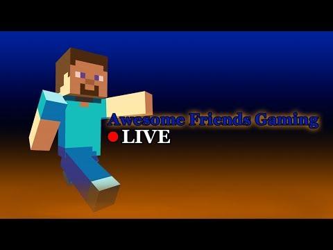 Minecraft with my Girlfriend! - Minecraft LIVE