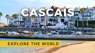 🇵🇹 Walking in CASCAIS   Portugal   HD HDR
