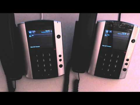 Polycom VVX500 - Paging with 3CX