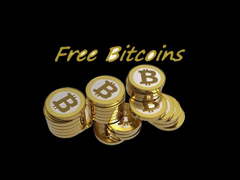 How to get free bitcoins fast and easy