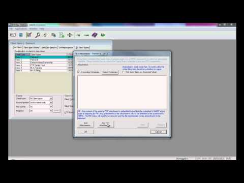 PTP Software refresher training 2012 Lesson 1 - legislative change