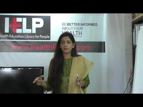 How to Overcome the Worry Habit by Ms. Karishma Ahuja Health  HELP TALKS