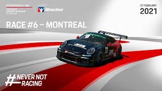 Race #6 Montreal – Porsche TAG Heuer Esports Supercup 2021