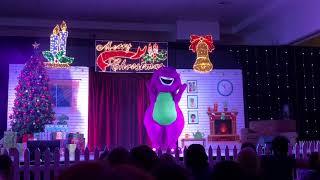 🎄🎁  NEW: Live Barney's Christmas Kids Show 2017🎅🏾