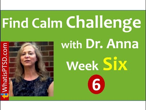 Rewriting the Ending! Find Calm Challenge - Week  6 of 10