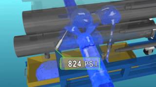 Continuous Backflush Screen Changer: PSI Polymer Systems