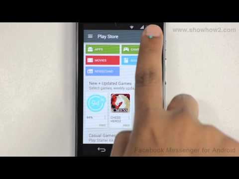Facebook Messenger For Android - How To Download And Install Facebook Messenger On Your Mobile