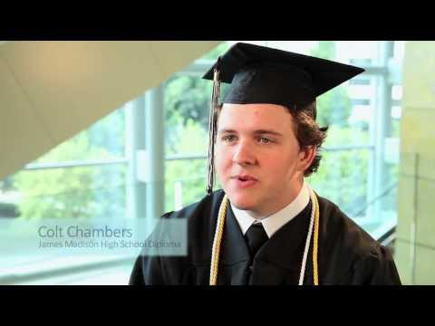 James Madison High School Online Graduate Is Also A Rising Star!
