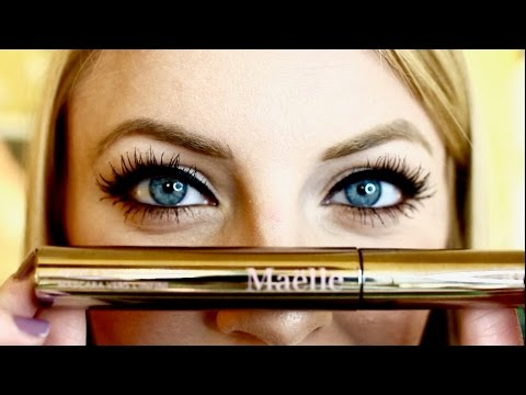 Found a NEW Favorite Mascara! // Review & Demo: Maelle's Above & Beyond Mascara