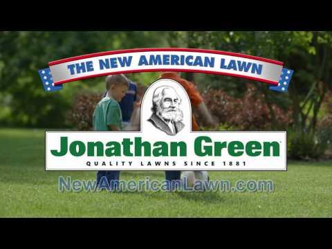 Jonathan Green's New American Lawn Plan