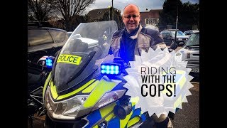 How to improve your motorcycling skills: Riding with the Met Police on a Bikesafe course