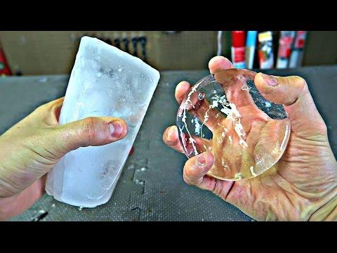 DIY Crystal Clear ICE