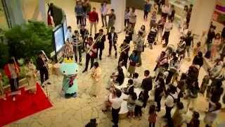 スライドリンク:トロンボーンフラッシュモブwithロイヤルコンセルトヘボウ管弦楽団trbセクション!