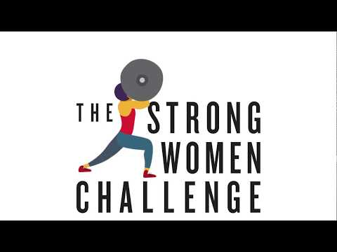 The Strong Women Challenge Day 5