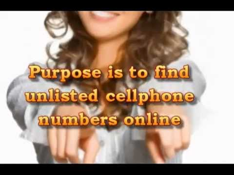 How to Track an Unlisted Cell Phone Number