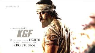 Download KGF Hindi Dubbed Official Trailer Release Date Time Rocking Star Yash Video