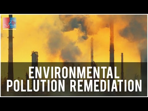 Air, Water & Soil Pollution Remediation