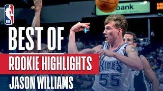 Jason Williams FLASHY NBA Rookie Highlights | 1998-1999 NBA Season