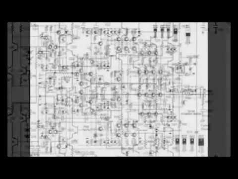 2000 W Power Amplifier circuit