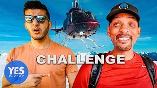Will Smith... We challenge you.