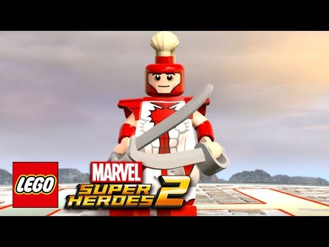 LEGO Marvel Super Heroes 2 - How To Make Shatterstar (Classic)