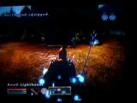 Oblivion glitch of doom healing