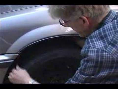 How to Install Tire Chains : How to Remove Tire Chains