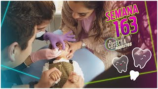 Semana 163 / Luciana Visita Al Dentista Por Primera Vez