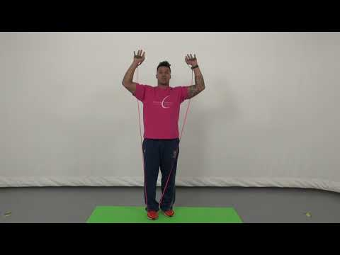 Upper Body Exercises 8 weeks after DIEP Surgery
