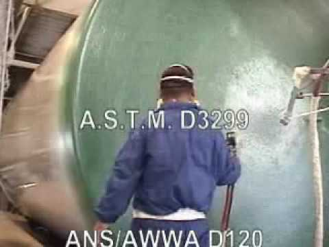 Fiberglass Basins and  Fiberglass Tanks & Piping Systems Educational Video from LF Manufacturing